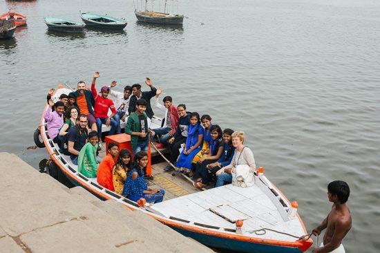 Varanasi - Ghats - Semilla para el Cambio