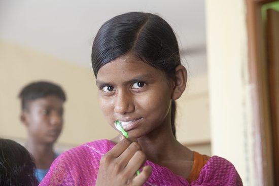 Promoción de salud - Higiene bucal - Semilla para e cambio