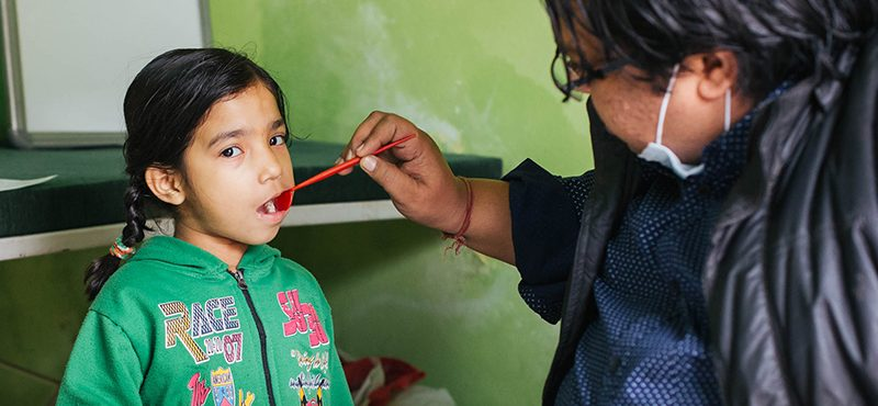 Los estudiantes de Sigra acuden a la consulta del dentista