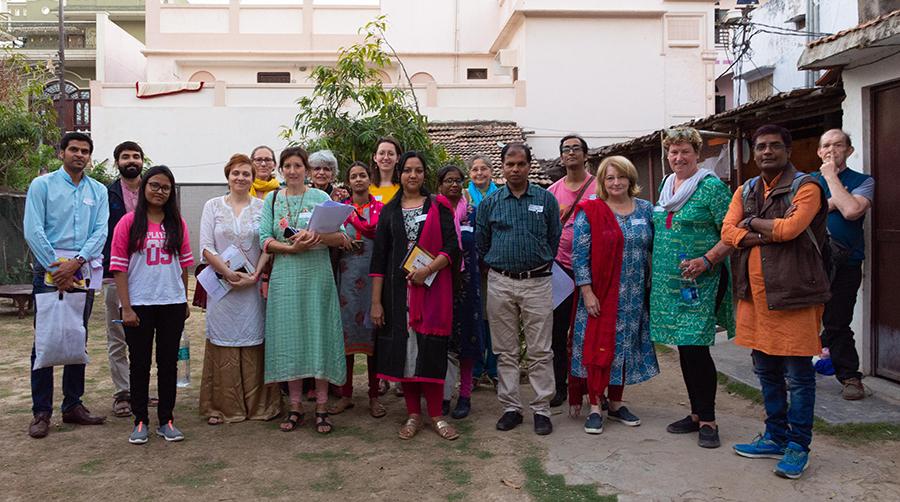 Encuentro ONG - Varanasi - Semilla para el Cambio