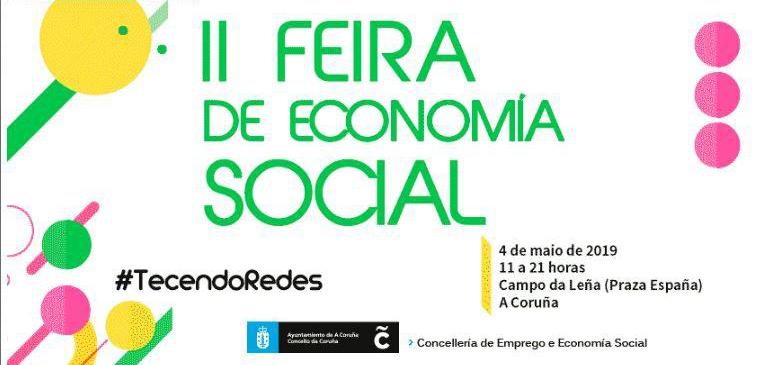 Semilla participa en la II Feria de Economía Social de A Coruña