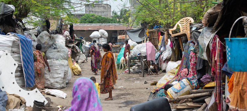 Un nuevo censo en los 'slums' de Sigra