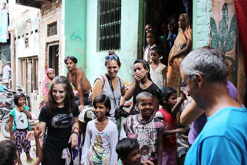 Viaje solidario - India - Semilla para el cambio