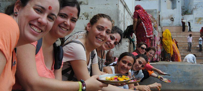 Un viaje solidario para sumergirte en India