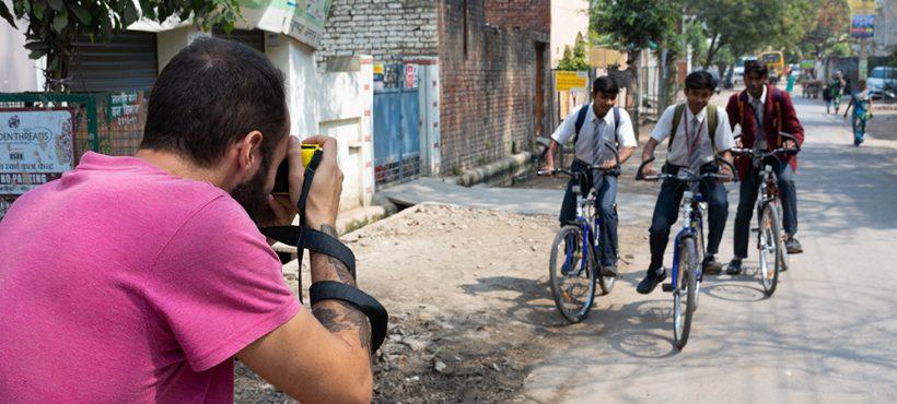 Semilla busca voluntaria/o de comunicación para Varanasi