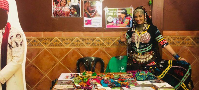 Semilla en la XXV Feria Internacional de los Pueblos de Fuengirola