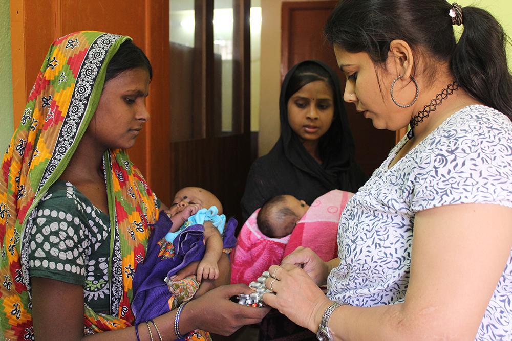 Promoción salud - slums- semilla para el cambio