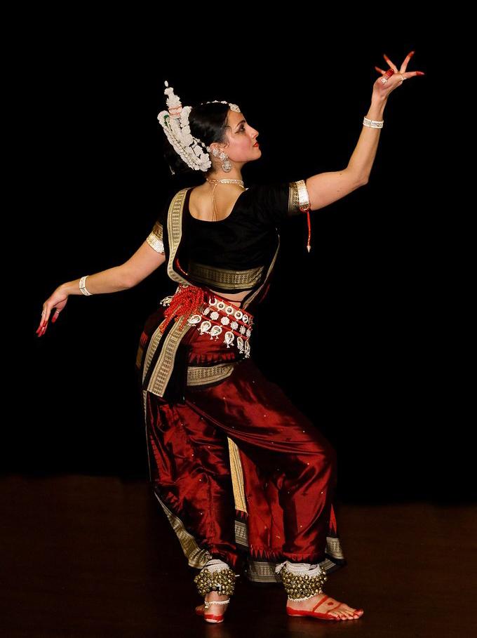 Danza Odissi - India