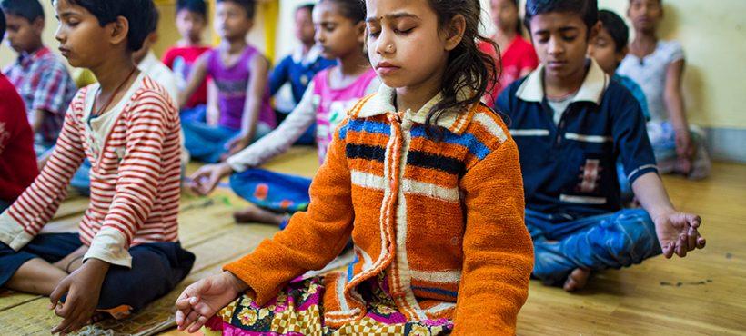 Yoga para el cambio llega a Noruega