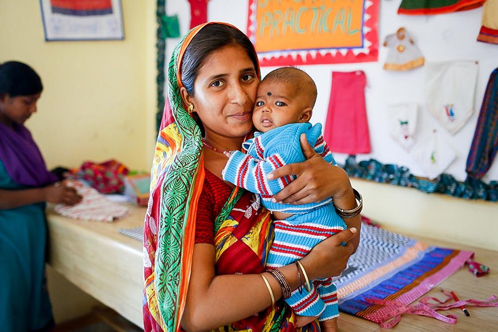 Educación temprana - Slums - Semilla para el cambio