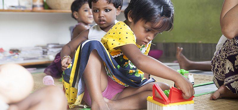 Semilla pondrá en marcha este año un nuevo programa de desarrollo en la primera infancia