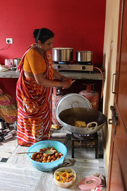 Nutrición - slums - Semilla para el Cambio