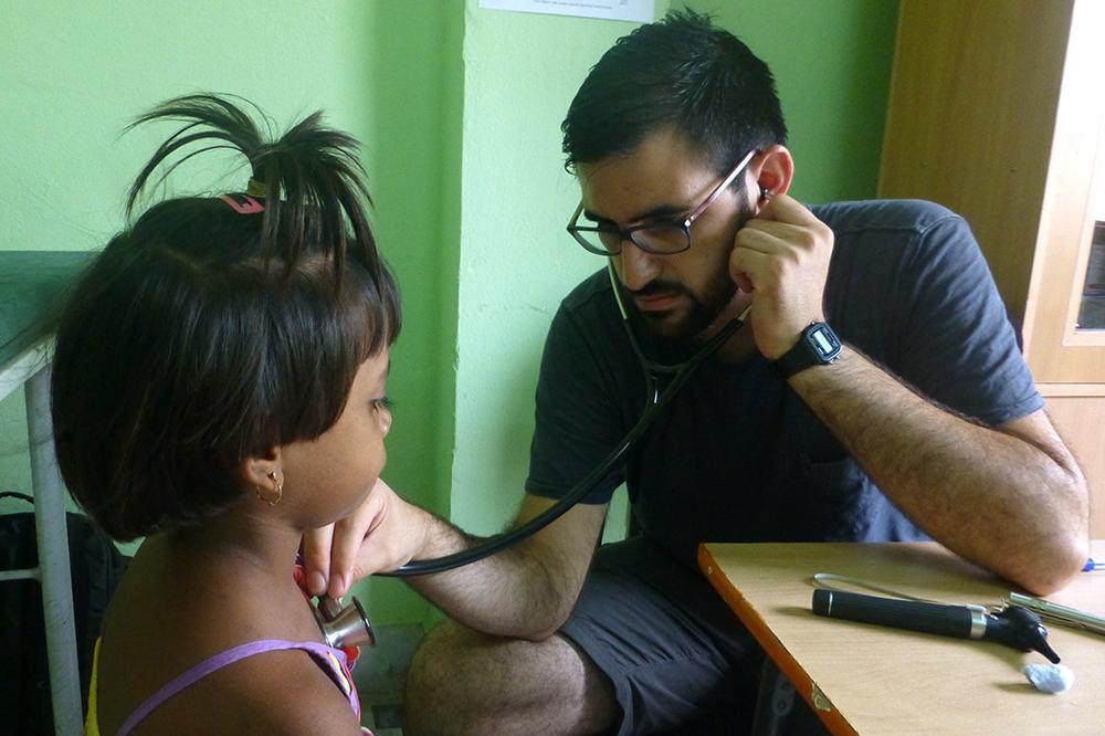 Voluntariado - Salud infantil - Semilla para el cambio