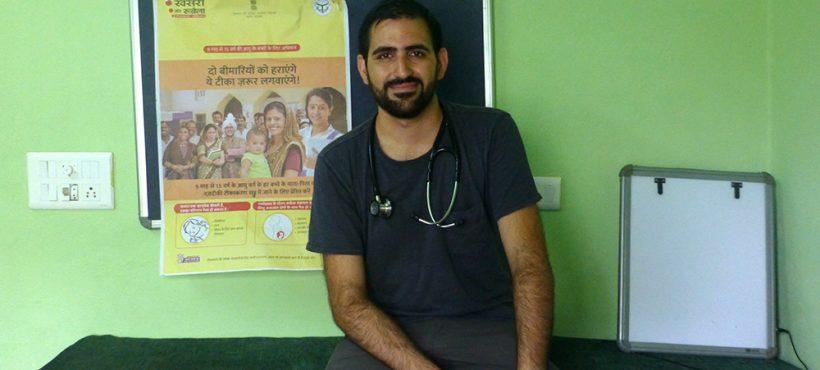 """""""Asegurando algo tan básico como la salud, los niños pueden centrarse en su educación y desarrollo"""""""