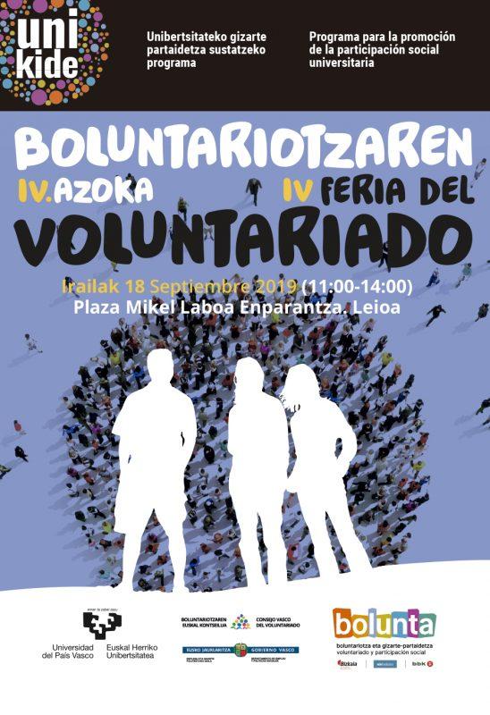 Voluntariado - Euskadi - Semilla para el cambio