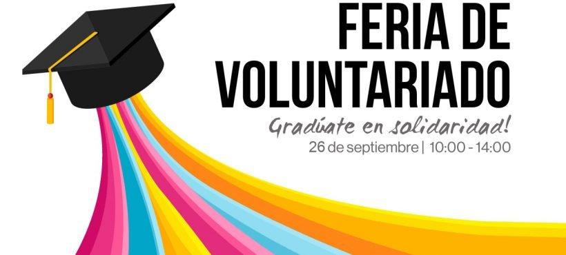Semilla presentará sus proyectos en la Feria de voluntariado en la Universidad de Deusto