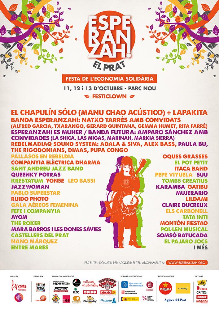 Festival Esperanzah- Semilla para el cambio