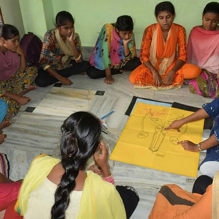 Empoderamiento mujer - India - Semilla para el Cambio