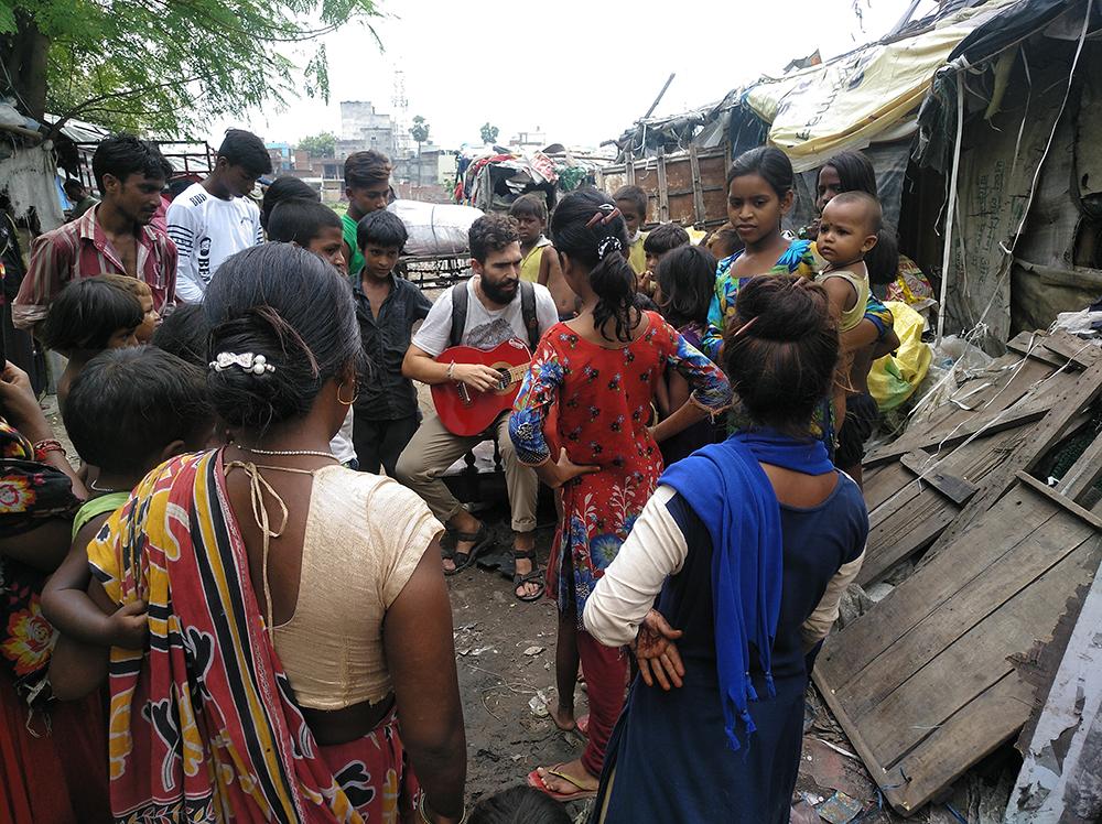 Voluntariado - India - Semilla para el cambio