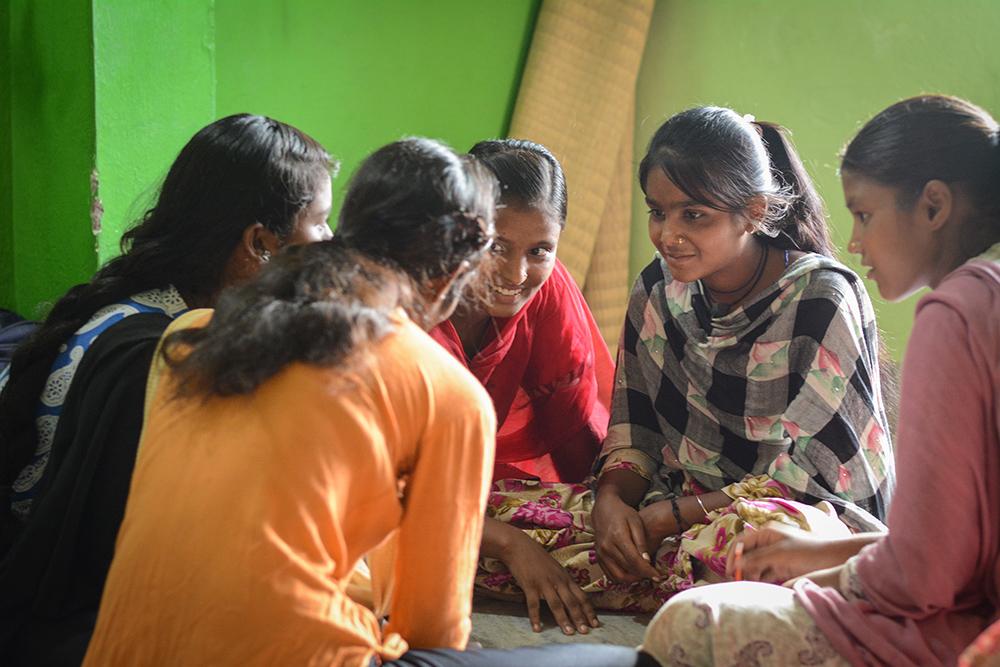 Empoderamiento mujer- India - Semilla para el cambio