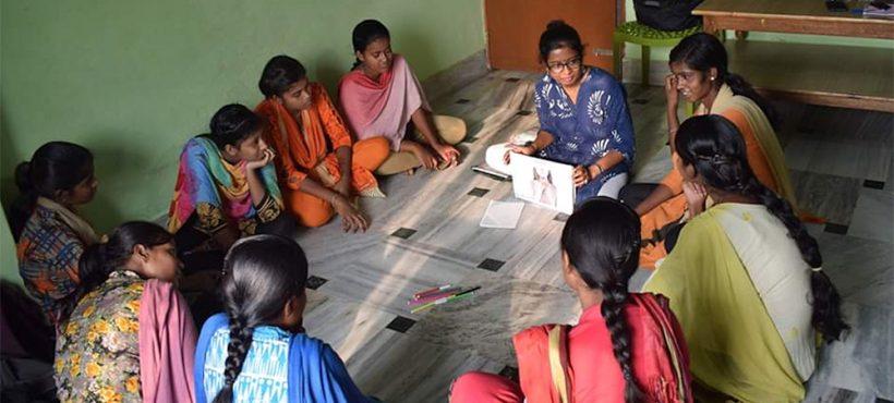 Curso sobre menstruación y sexualidad para romper tabús y potenciar el empoderamiento de la mujer entre el alumnado de Sigra