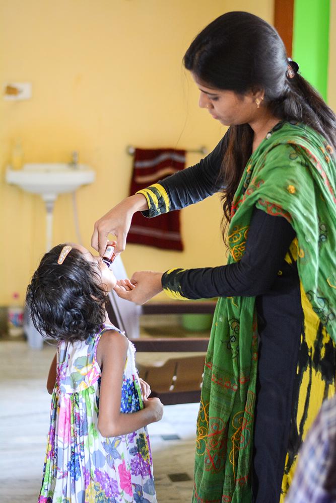 Desparasitacion - Salud infantil- Semilla para el cambio