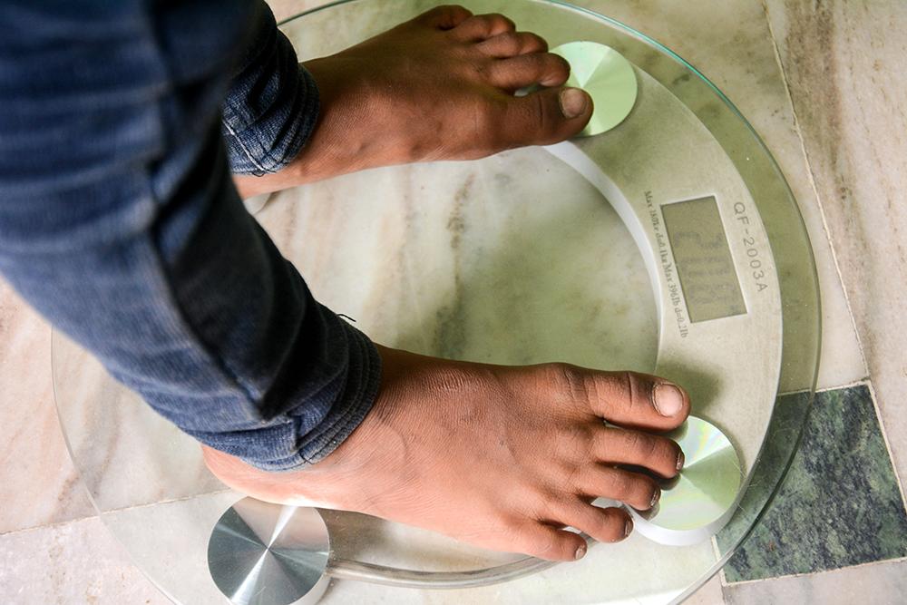 control de peso - Salud infantil - Semilla para el cambio