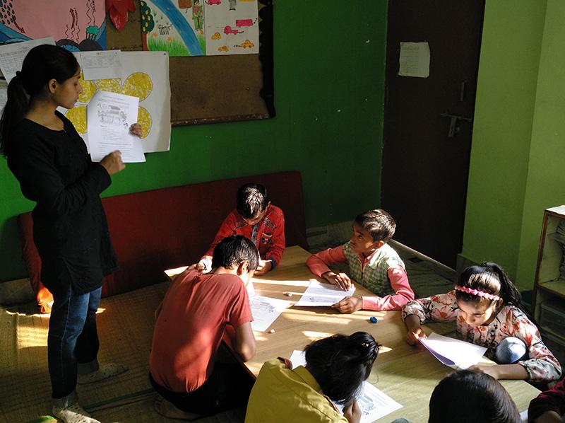 Exámenes - educación - semilla para el cambio