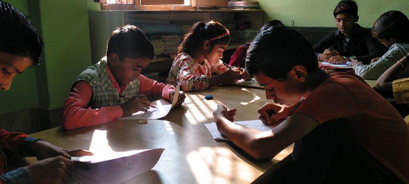 Evaluaciones de inglés y matemáticas para conocer el nivel del alumnado de Sigra