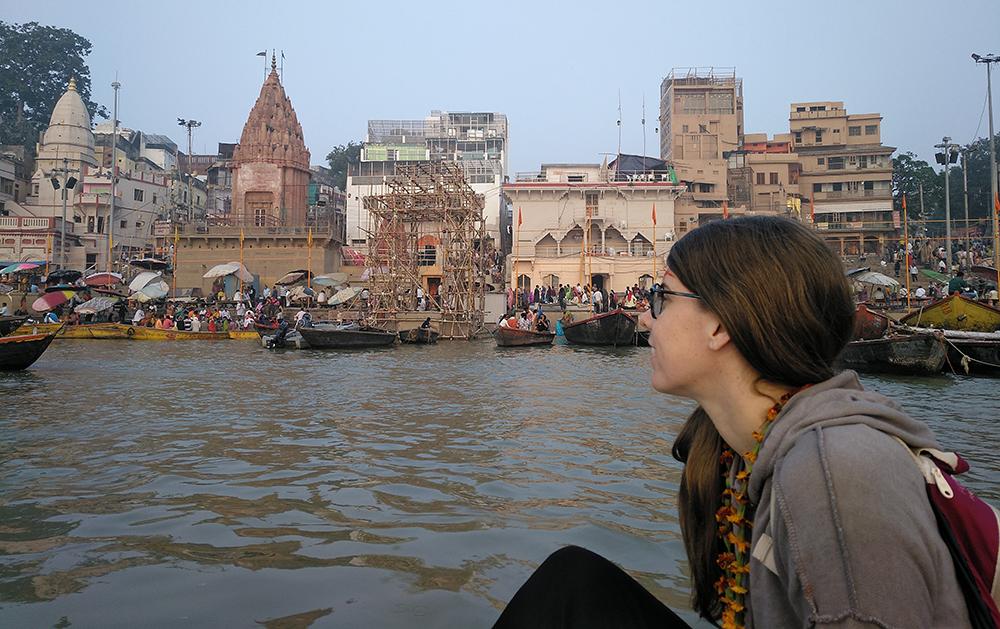 Voluntariado - Varanasi - Semilla para el Cambio
