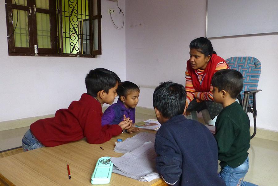 Dashashwamedh - Educación - Semilla para el Cambio