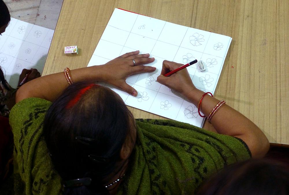 Curso de henna - Empoderamiento - Semilla para el cambio