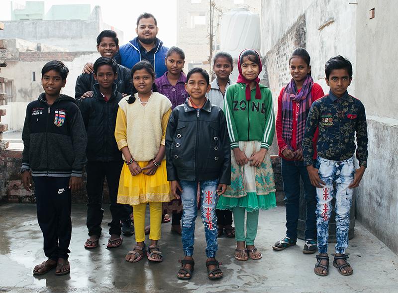Educación - Dashashwamedh - Semilla para el Cambio