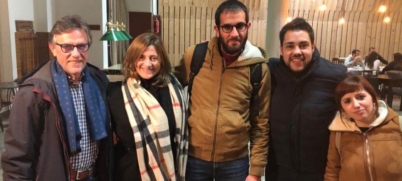 Semilla para el Cambio tiene un nuevo grupo de voluntariado en Valencia