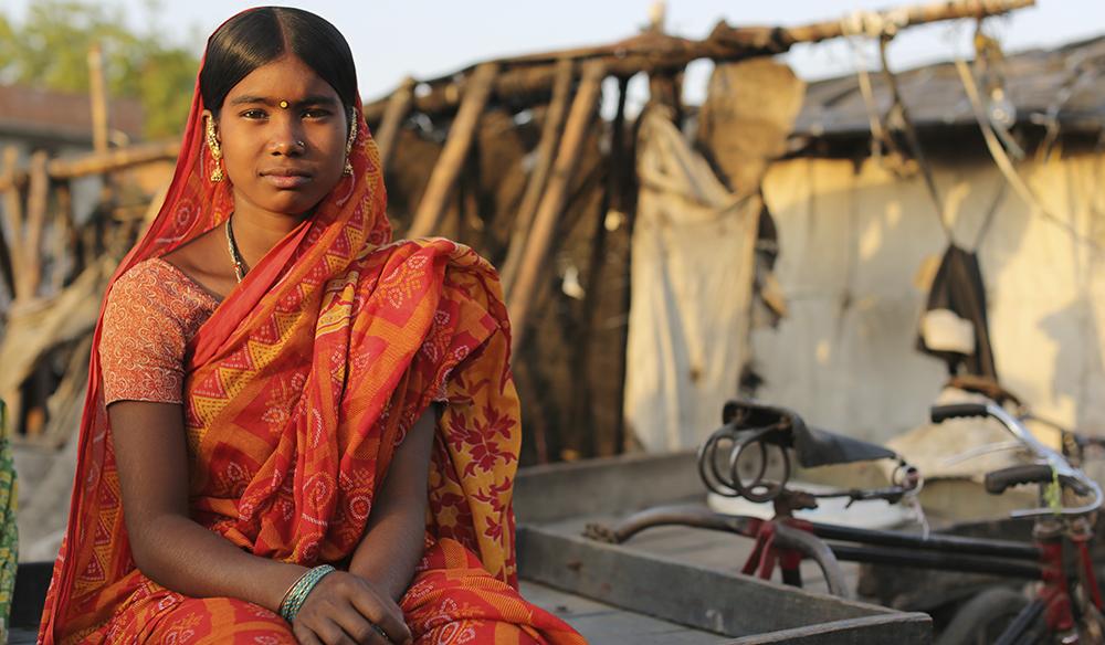 Menstruación - India - Semilla para el cambio