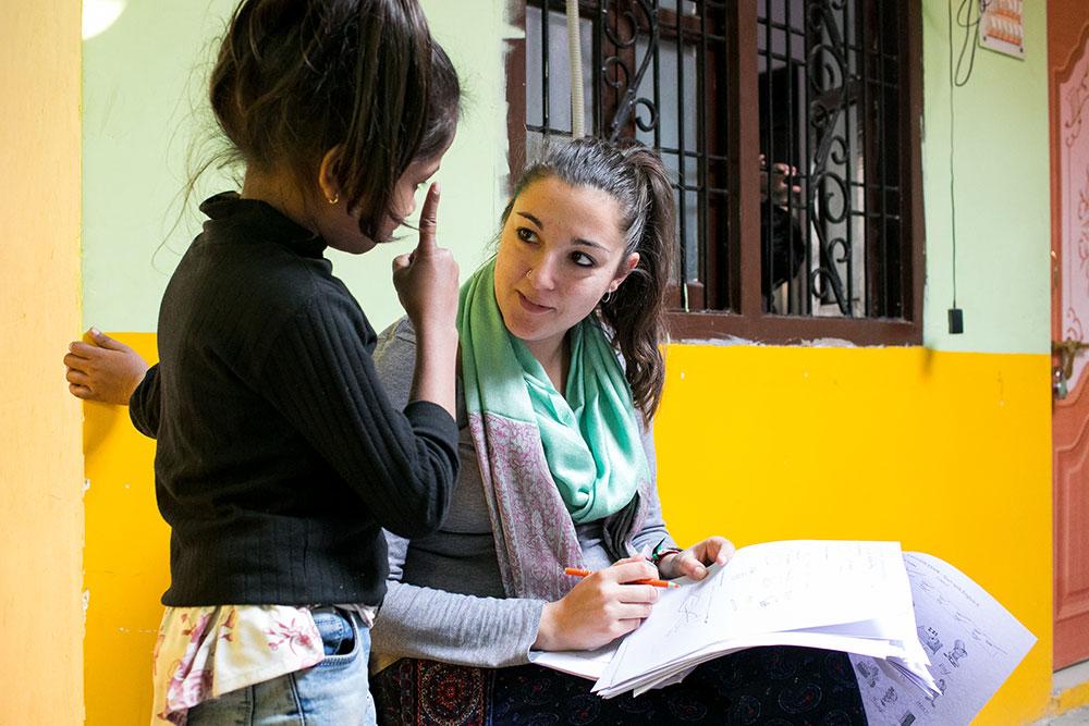 Gemma Calahorro - Voluntaria comunicación