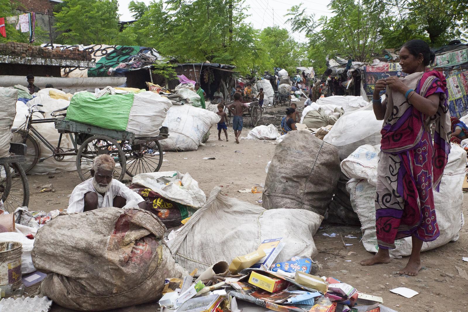 Slums de Varanasi - Semilla para el Cambio