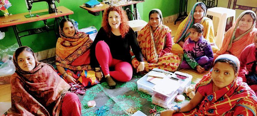«Semilla para el Cambio trabaja para que esas niñas completen sus estudios y ellas elijan»
