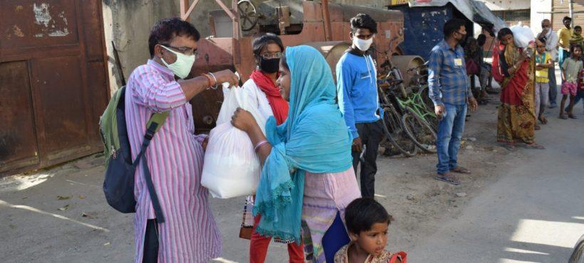 Cerca de un millar de personas recibe apoyo de Semilla ante la crisis del coronavirus