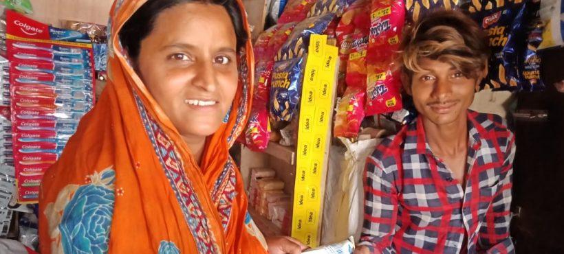 Asciende a 1.200 el número de personas que han recibido apoyo de Semilla para el Cambio desde el inicio del confinamiento en India