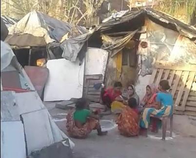 Semilla para el Cambio - Confinamiento en el slum