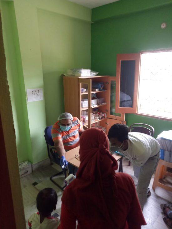 Semilla para el Cambio - dispensario médico