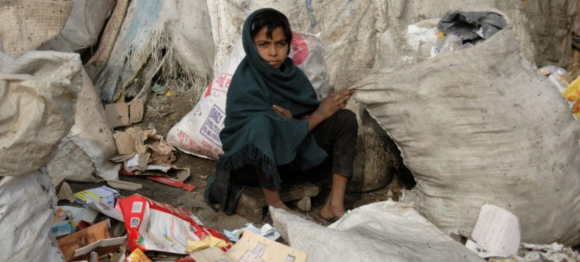 La pandemia incrementa el riesgo de trabajo infantil en Varanasi