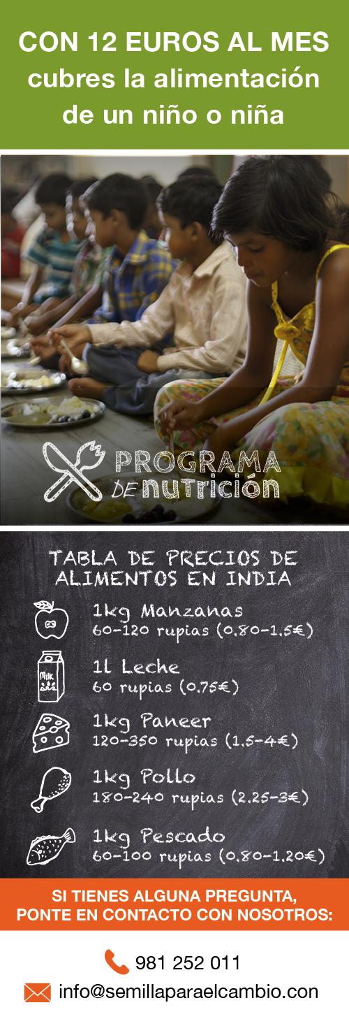 Socio/a de Programa de Nutrición