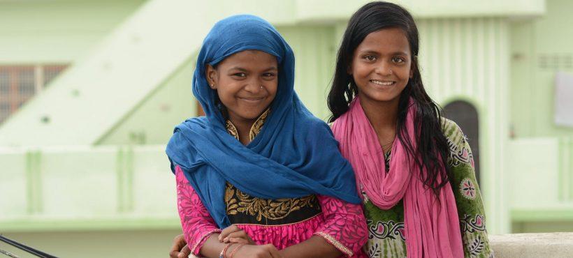 Prevención contra el matrimonio infantil