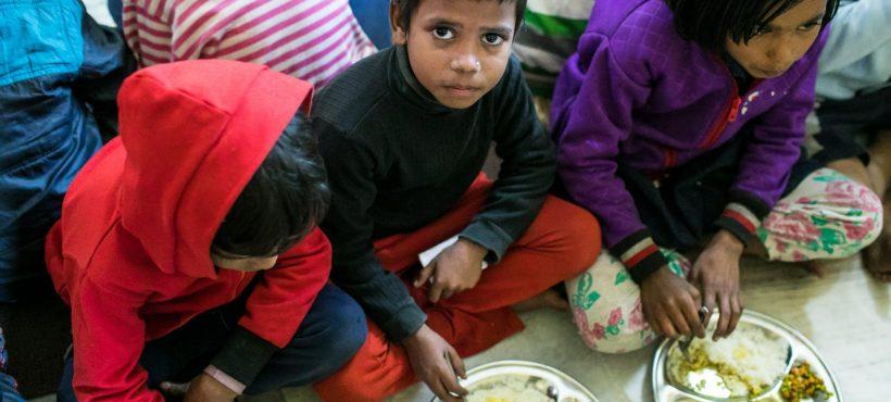 La crisis del coronavirus aumenta la pobreza y la inseguridad alimentaria en India