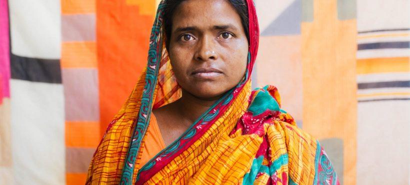 """Pyari Bibi: """"La gente no tiene qué comer, el dinero se ha acabado"""""""